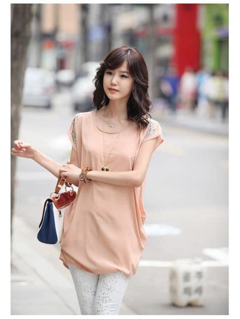 Atasan Blouse Size Xl blouse korea gudang fashion wanita