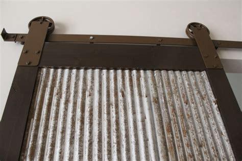 Rustic Sliding Barn Doors Industrial Doors An Accent In Modern Home Interior Design