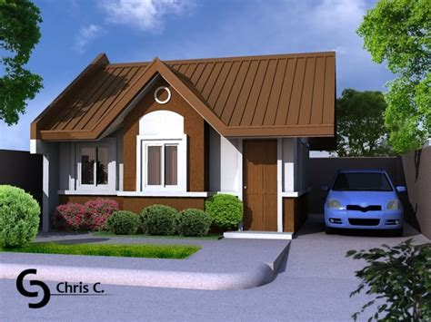 Philippine House Designs And Floor Plans For Small Houses by 15 Beautiful Small House Free Designs