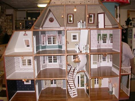 17 Best Ideas About Dollhouse Kits On Pinterest Doll Houses Victorian Dollhouse And
