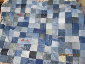 other blue jean quilt