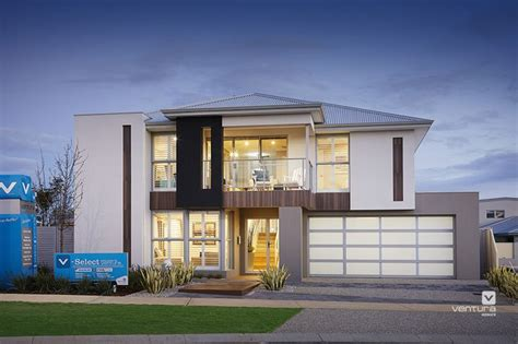the storey display home elevation
