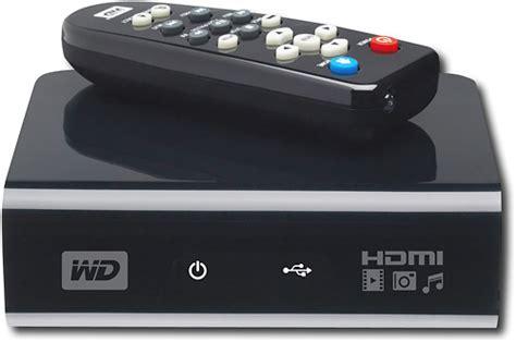 Western Digital Wd Tv Hd Media Player western digital quietly intros wd tv hd media player