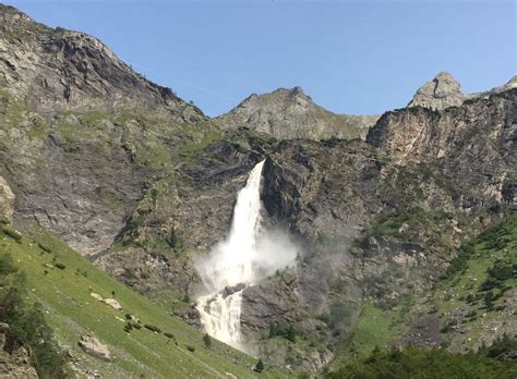 ufficio turistico valbondione in 8000 alle cascate serio myvalley it notizie