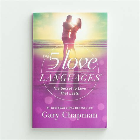 libro the 5 love languages gary chapman s book the 5 love language dayspring