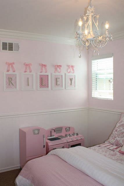 white frames scrapbook paper ribbon letters dunn edwards  pink  paint pink