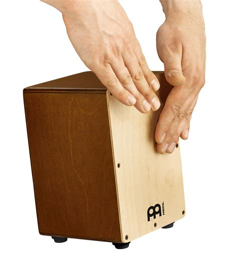 cajon miking meinl percussion products
