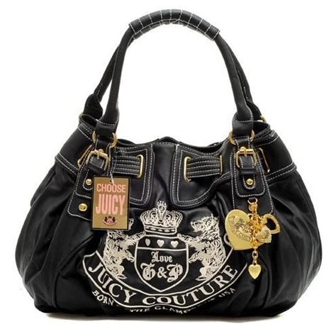 Couture Tinsley Leather Handbag by Offer Special Of Couture Store Couture Black
