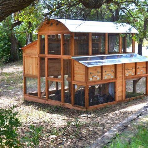 coop building plans images  pinterest chicken