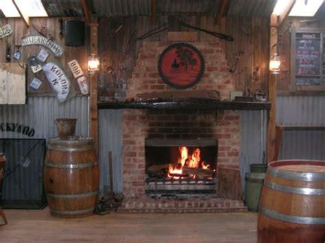 Large Open Fireplaces by Bistro Rawson Stockyard Bar Bistro 03 5165 3111
