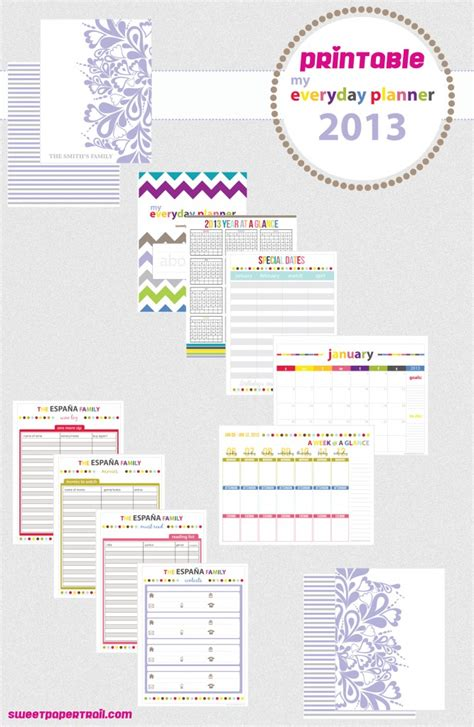 Paper Trail Planner