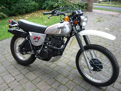 te koop xt 500 restored yamaha xt500 1981 photographs at classic bikes