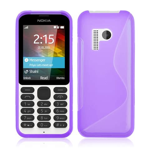 Soft Silikon Nokia 230 s line soft tpu gel rubber silicone cover skin for