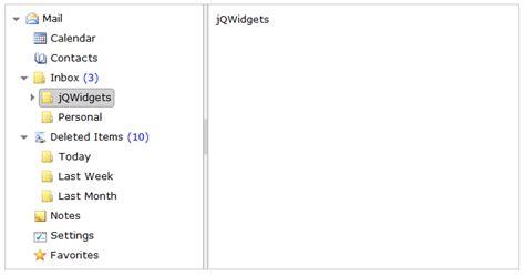 jquery ui layout initialization error tree navigation with splitter javascript html5 jquery
