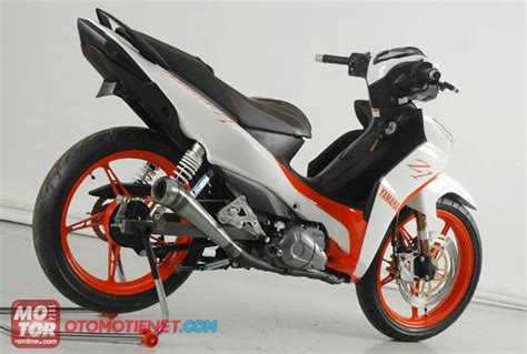 Lu Projie Jupiter Z1 modifikasi yamaha new jupiter z1 barsaxx speed concept