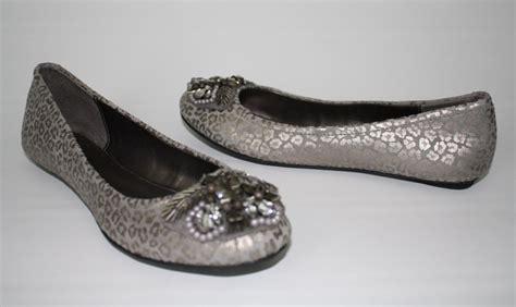 pewter flat shoes s shoes kenneth cole reaction pink slip 5v ballet