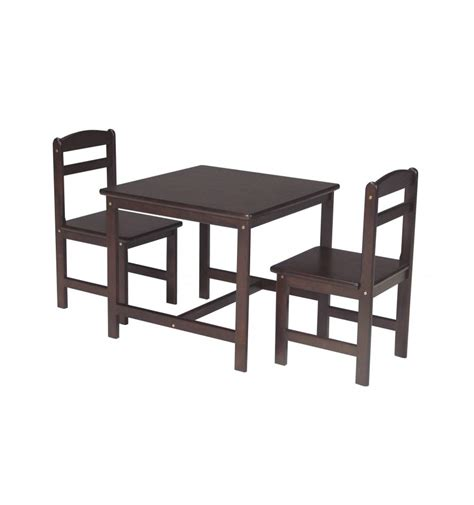 3pc Table Set by Kid S 3pc Table Sets Simply Woods Furniture Opelika Al