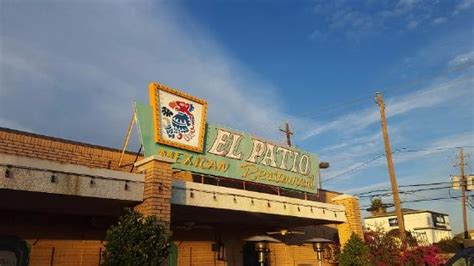 el patio photo meal picture of el patio mexican restaurant