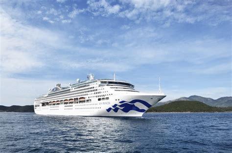 princess cruises singapore princess cruises completes sun princess refit in singapore