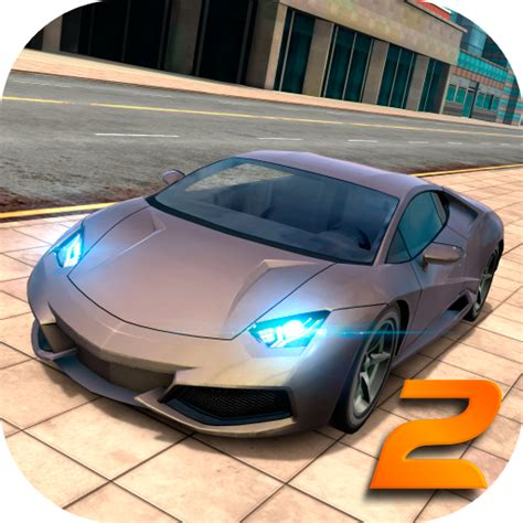 extreme car driving simulator    hileli apk mod