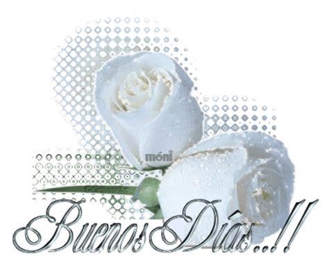 imagenes buenos dias con rosas gifs rosas blancas imagui