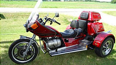 Motorrad Trader Usa by Cherry Vw Trike For Sale