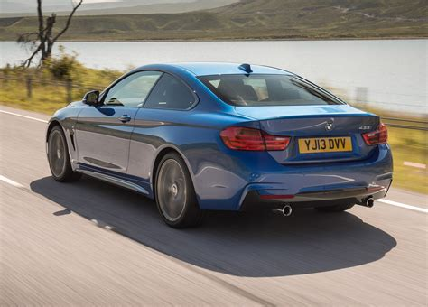 bmw 4 series coupe review parkers
