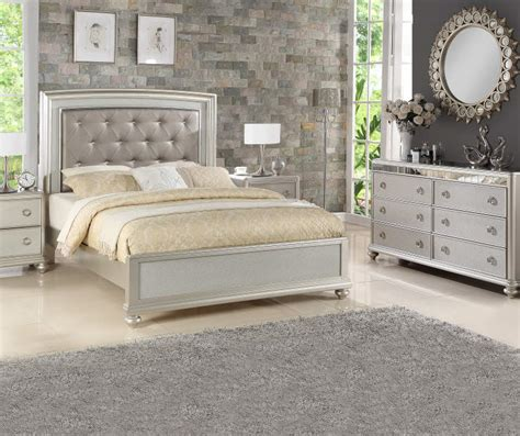 stratford gemma platinum queen bedroom collection big lots