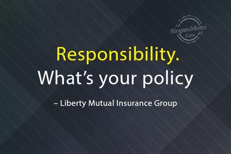insurance company slogans page