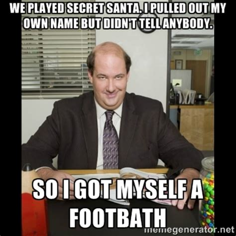 Secret Santa Meme - secret santa meme pictures to pin on pinterest thepinsta