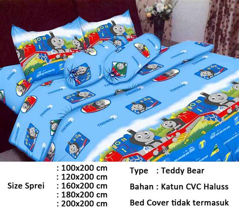 Sprei Bed Cover Katun Panca Ukuran 200x200 Motif Coffee Time sprei aneka motif kid edition deals for only rp65 000 instead of rp342 000