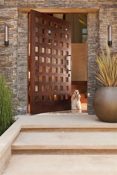 front entrance wall ideas 50 modern front door designs