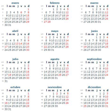 Calendario 2018 Uruguay Almanaque Con Feriados 2017 En Uruguay Calendario Con