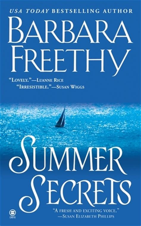 secrets in summer a novel summer secrets by barbara freethy reviews discussion