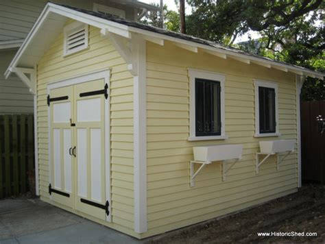 Yellow Shed Paint by Livable Shed Design Ideas Artist Studio Guest Cottage