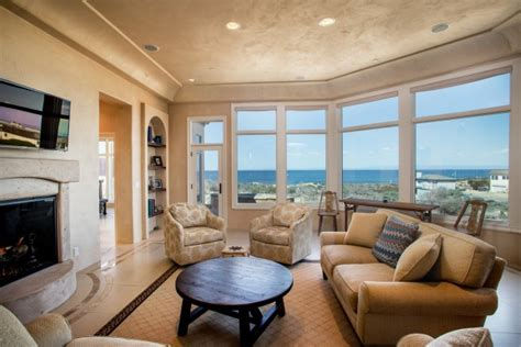 oceanfront luxury vacation homes new luxury oceanfront vacation homes on monterey bay