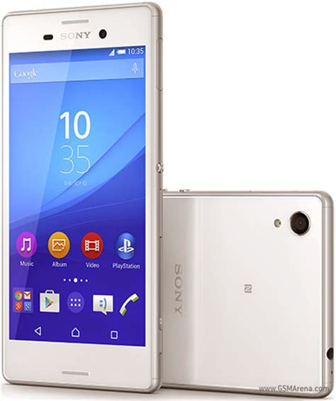 Hp Android Sony M4 Aqua sony xperia m4 aqua dual pictures official photos
