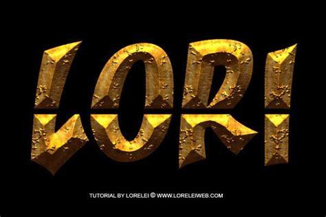 logo design photoshop tutorials psddude gold text photoshop tutorials psddude