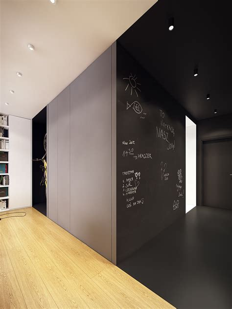 Yellow Kitchen Decorating Ideas modern scandinavian apartment interior design with gray