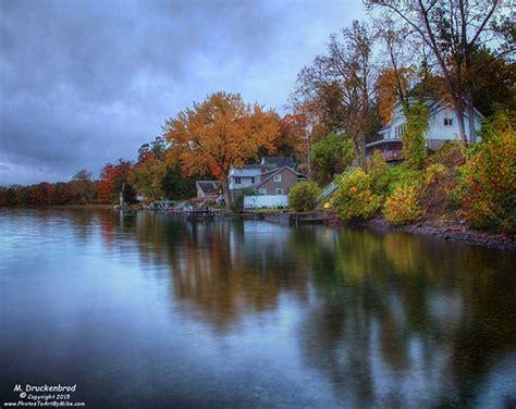 Garden Of Penn Yan Ny Keuka Lake On Rainy Morning Penn Yan Ny Flickr Photo