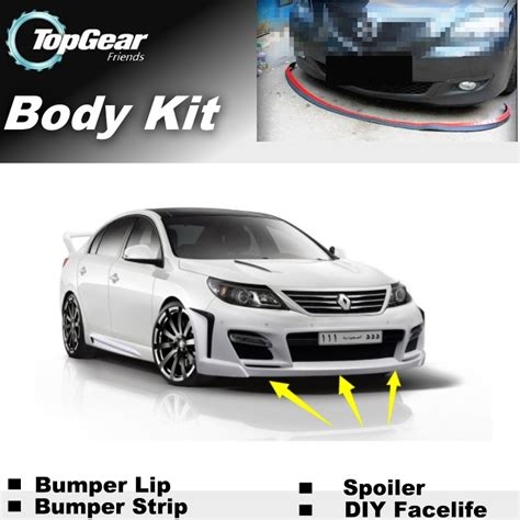 ecclestone can t save renault bumper lip deflector for renault latitude samsung