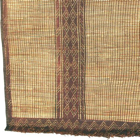 mid 20th century tuareg mat for sale at 1stdibs