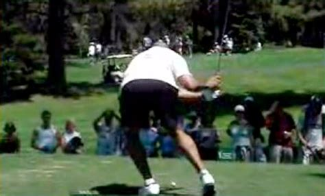 barkley golf swing worst golf swings charles barkley
