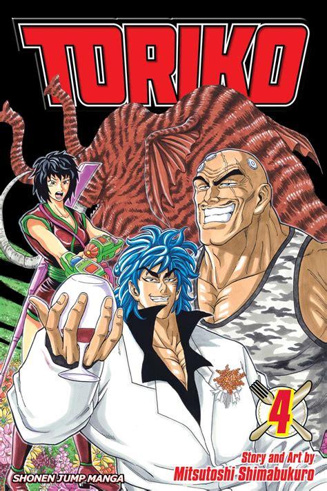 toriko reader toriko vol 4 book by mitsutoshi shimabukuro official