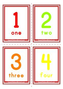 Flash Card Numbers 30 99 Template by Best 25 Number Flashcards Ideas On Free