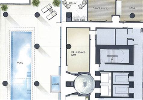 antilla floor plan floor plan of health level at antilla shape of now
