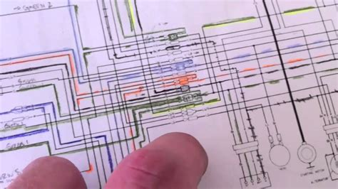 ignition wiring diagram 1981 honda c70 get free image
