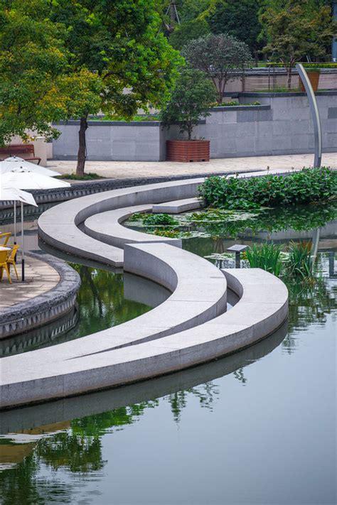 Archdaily Landscape Zhangjiagang Town River Reconstruction Botao Landscape