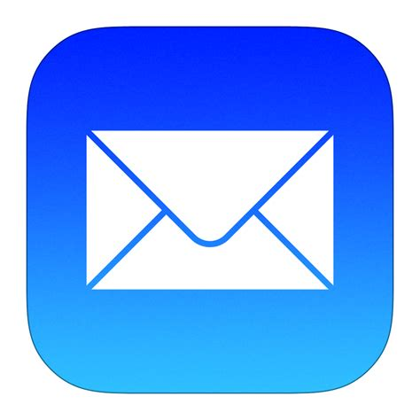 mail icon ios7 style iconset iynque