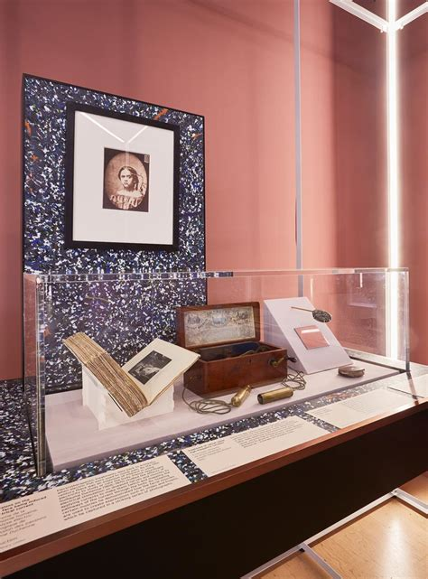 biography features display wellcome collection sparks of life exhibition smile
